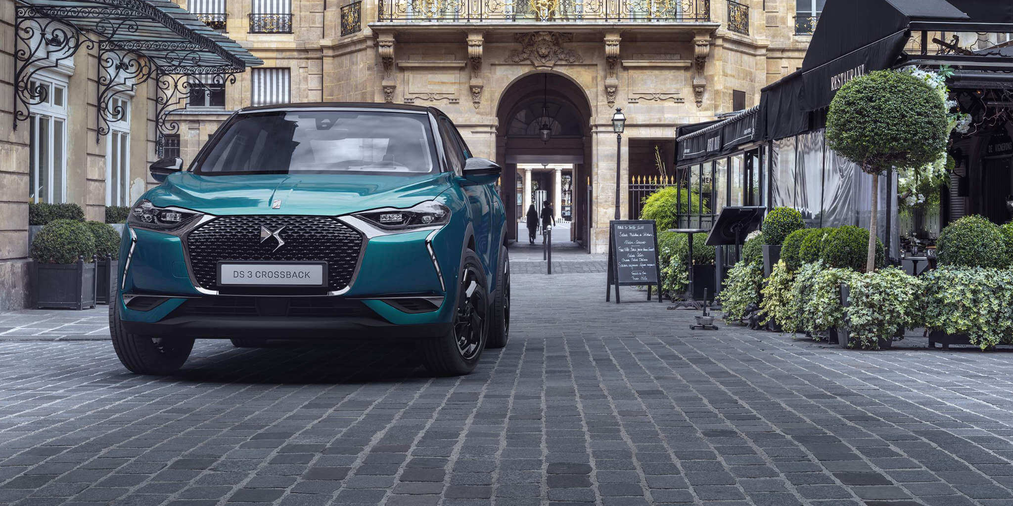 Dynamic Sensations by DS 3 CROSSBACK